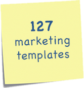 127 marketing templates